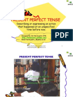 Present Perfect Tense [Compatibility Mode]