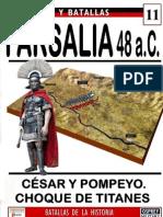 011.Farsalia. 48 a.c