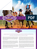 2013 Finger Lakes Casino & Racetrack Media Guide