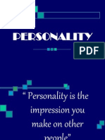 Personality Meaning