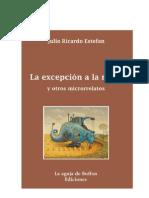 La excepción a la regla y otros microrrelatos