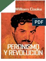 Peronismo y Revolucion-John William Cooke
