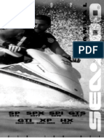 1996 SeaDoo Service Manual