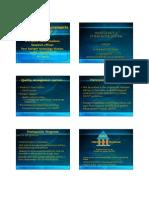 2. Prerequisite Requirements of HACCP