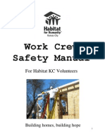 Work Crew Safety Manual