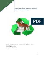 Guia Plan de Manejo de Residuos Domesticos
