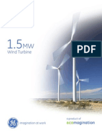 1point5MW Wind Turbine Brochure
