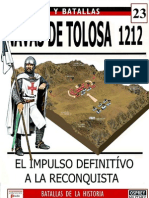 023.Navas de Tolosa. 1212