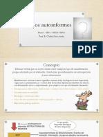 06-Tema 3 Los Autoinformes