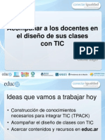 Ett Acompaamientoplanificacionclases 120608090524 Phpapp01