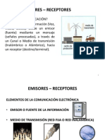 Emisores y Receptores 2010 A