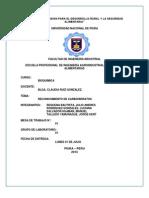Informe 07 - bioquimica