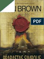 Dan.brown. .Prarastas.simbolis.2010.LT