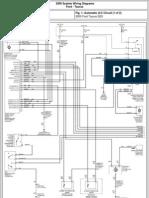 2000 System Wiring Diagrams Ford Taurus Pavlin Fig