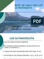 Tratamiento de Agua Con Luz Ultravioleta
