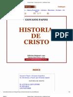 Giovanni Papini - Historia de Cristo 1.pdf