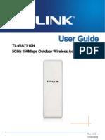 TL-WA7510N User Guide