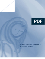 PDelitos Contra La Libertad e Integridad Sexual