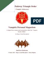 Vampire Temple of a Tazo Th 4