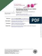 Osteoclastos y TLR