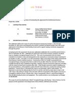 2011 10 1 Nexus Contract Addendum 5