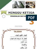 Pengenalan Haji Dan Umrah