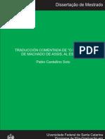 Pablo Cardellino Soto Traduccion Comentada de O Espelho de Machado de Assis 2011