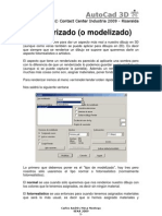 Material Semana 4 AutoCAD 3D 2006 - Renderización y configuración de luces