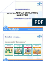 Oficina Plano de Marketing