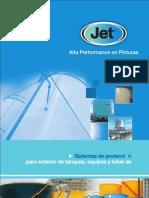 Sistemas Jet Proteccion Tuberia Tnques Etc