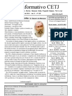 Informativo Agosto de 2013 Versão final