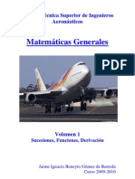 Matemáticas ingenieria aeronauica