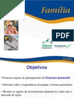 Educar Família_TESOURO - Março 2011