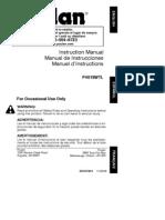 Poulan 2150 | Carburetor | Internal Combustion Engine