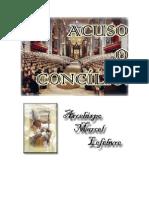 Dom Marcel Lefebvre Acuso o Concilio1
