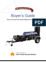 Meadow Creek Buyers Guide Grills