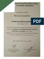 Premio Nacional ANFECA