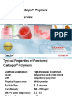 Carbopol Polymer Powder
