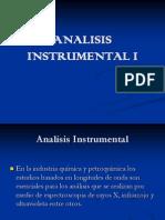 Analisis Instrumental 2010