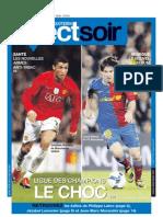 Direct Soir 557 Edition 27-05-2009