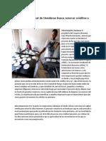 Congreso Nacional de Honduras busca renovar créditos a Mipymes