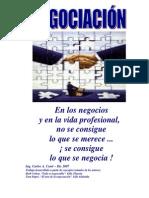 Negociacion Claves ESTRATEGIZA 2008