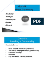 Got Milk Case Study