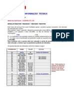 Boletin Tecnico RCA Parametros Modo Service Chassis CTC184