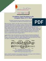 Circulatio as Tonal Morpheme in Liturgical Music of J. S. Bach