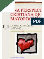 UNA PERSPECTIVA CRISTIANA DE LA MAYORDOMÍA_ LA MAYORDOMÍA DEL CORAZÓN