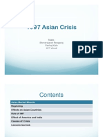 1997 Asian Crisis