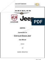 Mopar P5155617 High Performance Mechanical Camshaft