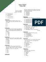 Kimia SPMB 2000