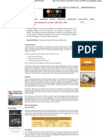 Mix Design for Pumped Concrete With PPC, OPC, OPC Flyash